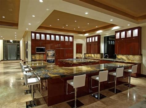 kitchen luxury kitchen lighting modern on in recessed