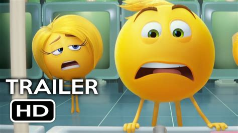emoji film trailer the emoji movie official trailer 2 2017 t j miller