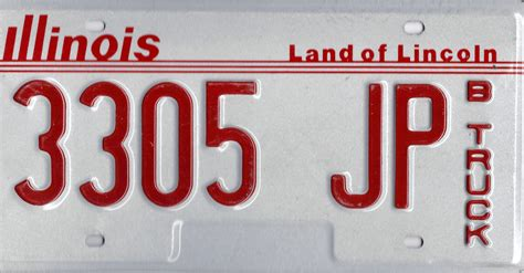 illinois drivers license plate image mag