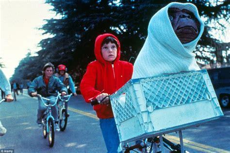 E T Bike Chase Scene jan von holleben film buff recreates his favourite movie