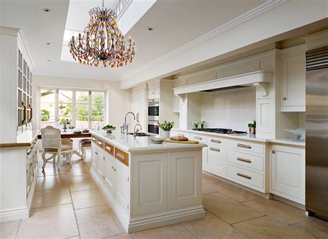 luxury bespoke kitchens classic collection