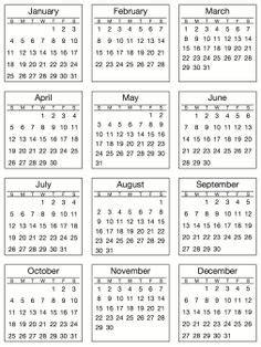 calendar    calendar  calendar  calendar printable