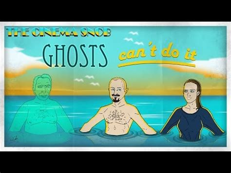 ghosts can t do it movie posters from movie poster shop the cinema snob ghosts can t do it youtube