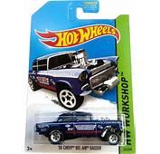 '55 Chevy Bel Air Gasser Hot Wheels 2014 Super Treasure