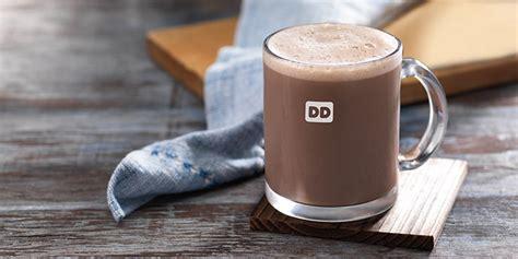 Hot Chocolate   Dunkin' Donuts