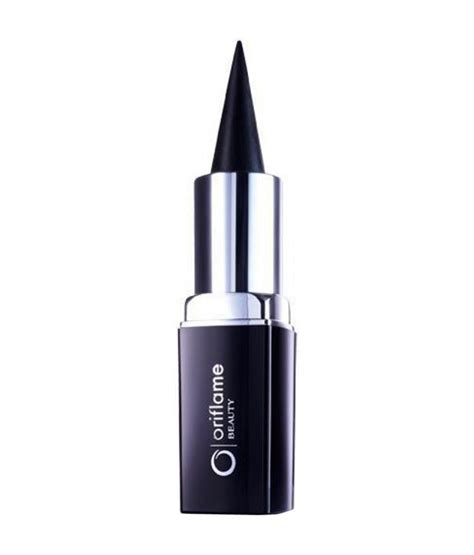 oriflame kajal eye liner carbon black 2 5g buy oriflame