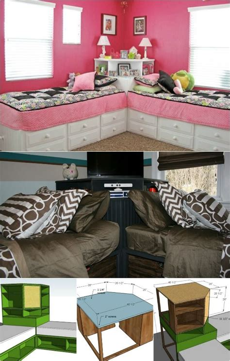 17 best ideas about bunk rooms on pinterest white bunk 30 cool loft beds for small rooms 17 best ideas about