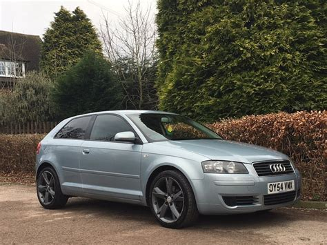 Audi A3 S Line 2004 2004 audi a3 2 0 tdi s line wheels nationwide delivery