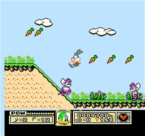 emuparadise adventure games play nes tiny toon adventures japan online in your