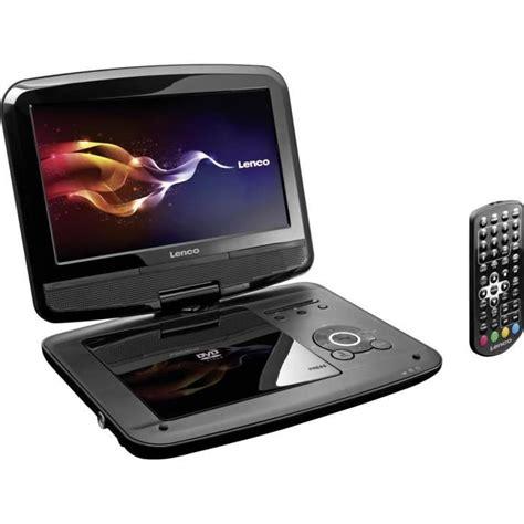 Tv Dan Dvd Portable 9 t 233 l 233 viseur portable avec lecteur dvd 9 pouces lenco dvp 9412 avec lecteur dvd int 233 gr 233