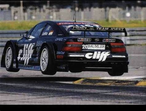 opel calibra race car opel calibra dtm race car 24h du mans