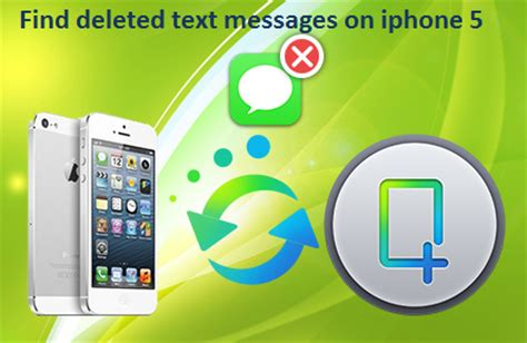 Find To Text Message Find Deleted Text Message On Iphone 5 With Ifonebox