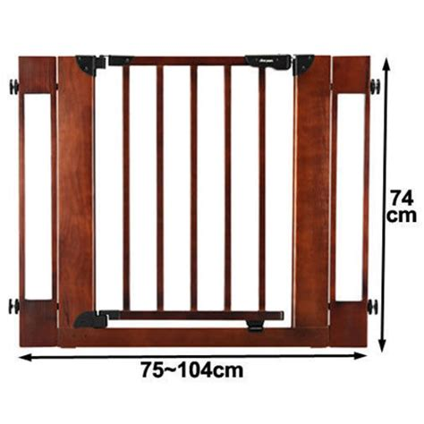 Years Decor Gate by The Years Home Decor Wood Safety Gate Kg