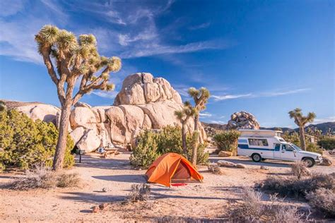 40 Meters To Feet by Best Camping In Joshua Tree National Park James Kaiser