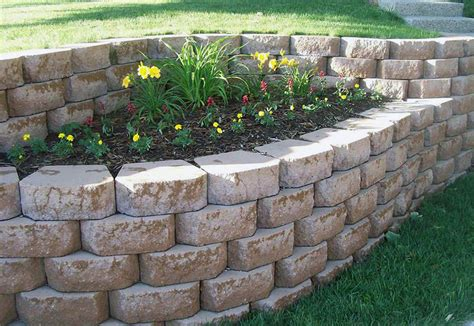 what you need to know about retaining wall material quiet corner