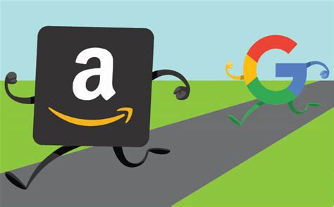 amazon vs google competitive threats to google and what they mean for you