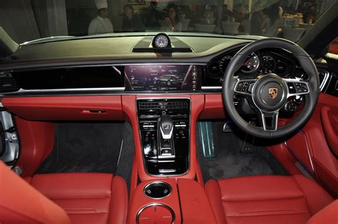porsche panamera dashboard the 2017 porsche panamera launched in malaysia autoworld