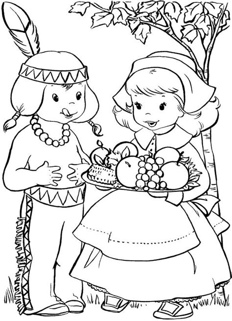 coloring page of thanksgiving food boy thanksgiving food coloring page thanksgiving fall