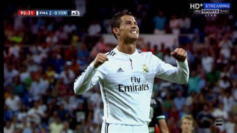 cristiano ronaldo biography in 2015 cristiano ronaldo firma la mejor ca 241 a goleadora de su