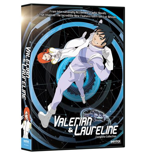 valerian the complete collection time jam valerian laureline complete collection sentai filmworks