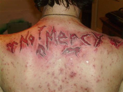 back tattoo zit skin conditions and tattoos what you need to know