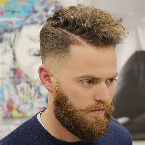 beard styles with fauxhawk 55 spectacular faux hawk fade ideas the ways to rock