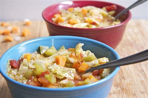 the best cabbage soup diet recipe wonder soup 7 day diet