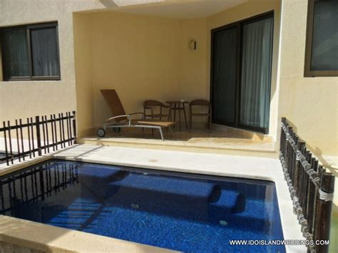 Plunge Pool Room by Dreams Riviera Cancun Preferred Club Premium Room With