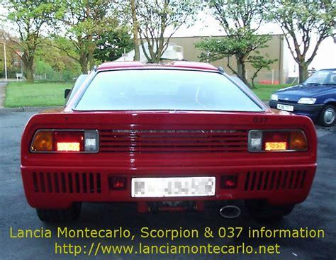 lancia rally 037 for sale upcomingcarshq