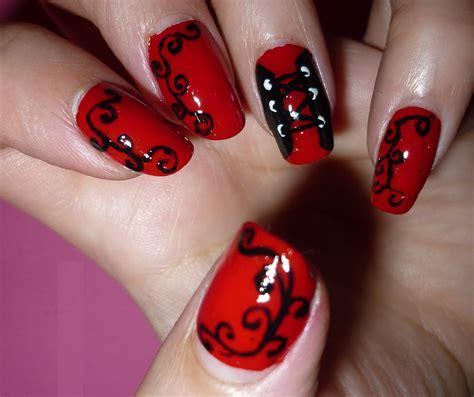 imagenes de uñas decoradas navideñas 2015 u 241 as decoradas 2016 lenceria de encaje