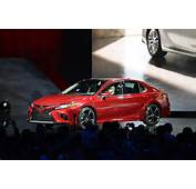 Toyota Camry Arrives With New Platform Powertrains And Sporty Looks