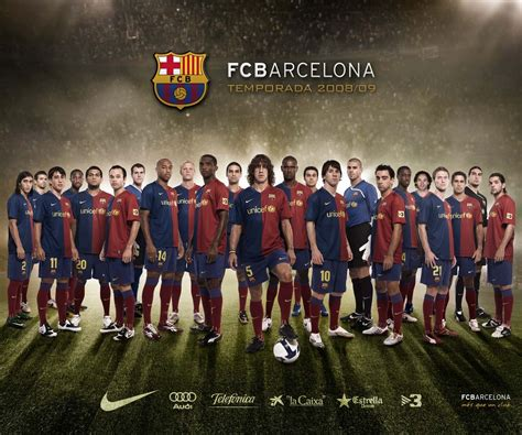 wallpaper barcelona squad barcelona wallpapers football wallpapers pictures and