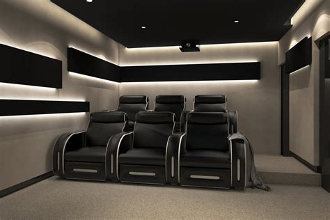 Technology And Home Design by House Mak Home Cinema Bnc Technology
