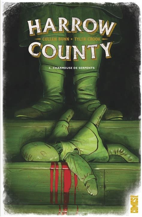 harrow county 3 doctor harrow county 3 charmeuse de serpents