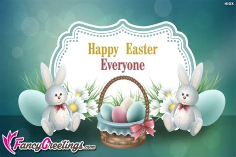happy to everyone happy easter wishes 2017 easter sunday wishes