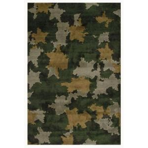 tsc camo recliner la rug supreme camouflage multi colored 39 in x 58 in