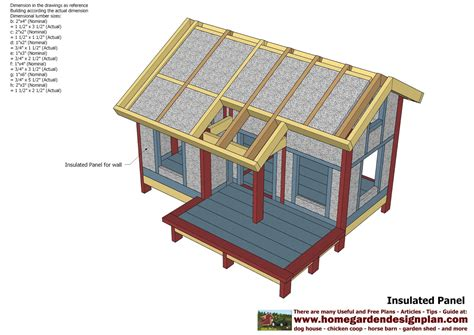 insulated dog house blueprints blueprints for insulated dog house garage buildings