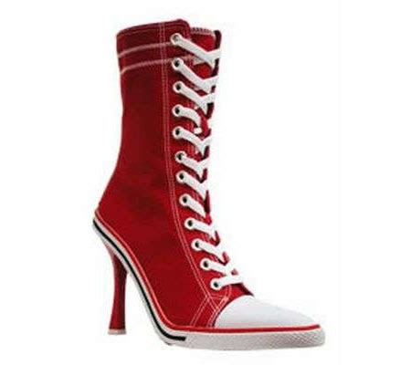 convers high heels fashion and trend converse high heels sneakers