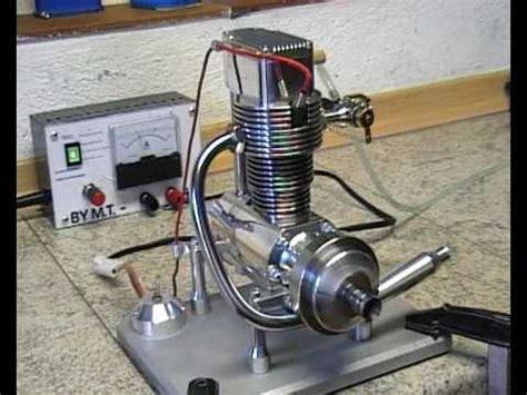 Lu Sorot Di Motor eigenbau einzylinder viertaktmotor lu modellmotor