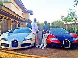 Bugatti Floyd Mayweather Floyd Mayweather Cruises Around In His Third Bugatti Worth