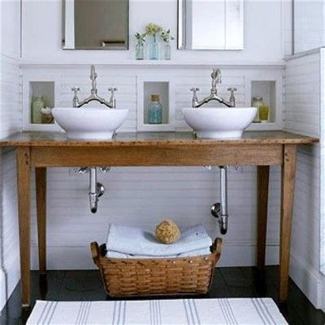 Bathroom Vanity Table Like The Vanity Table Turned Vanity Bathroom Bath Ideas Juxtapost