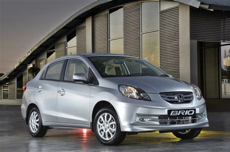 honda brio sedan specifications honda brio sedan exported to south africa from india