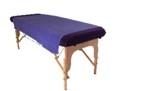 massage towel draping spa massage small towel drape pictures to pin on pinterest