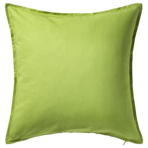 kissen grau grün bettgestell mit licht