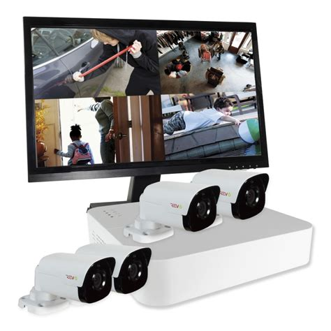 buy ultra hd surveillance system with security cameras