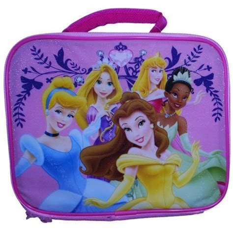 Shimmer And Shine Thermos Funtainer lunch box disney princess pink shimmer lunch bag