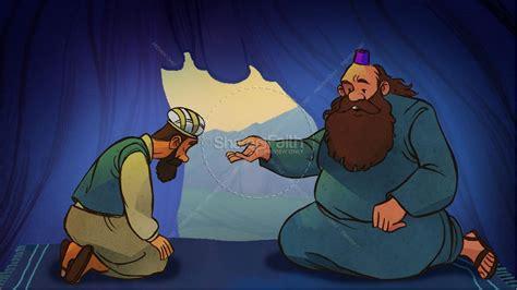 bible stories in genesis genesis 24 isaac and rebekah bible story bible