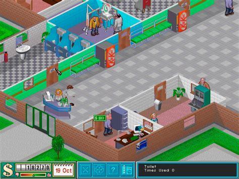 theme hospital for windows 8 1 theme hospital
