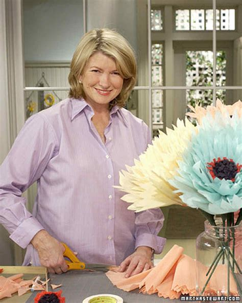 How To Make Paper Roses Martha Stewart - crepe paper flowers martha stewart