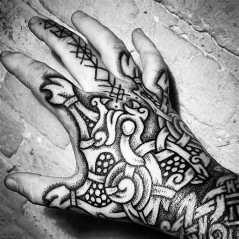 norse tattoos for men 100 norse tattoos for designs
